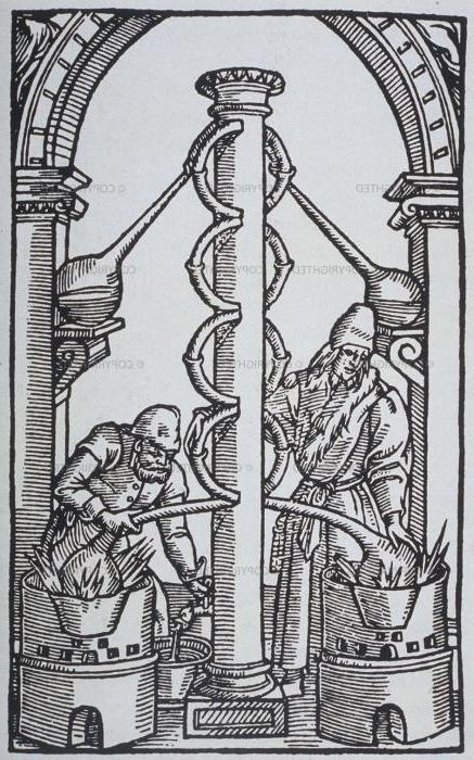 alchemy on paper