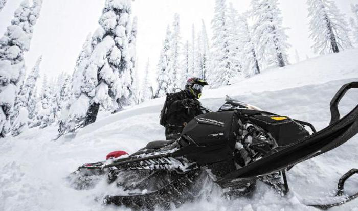 brp snowmobile prices