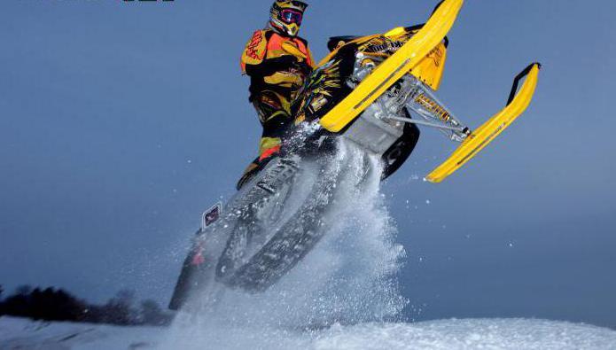 brp snowmobile
