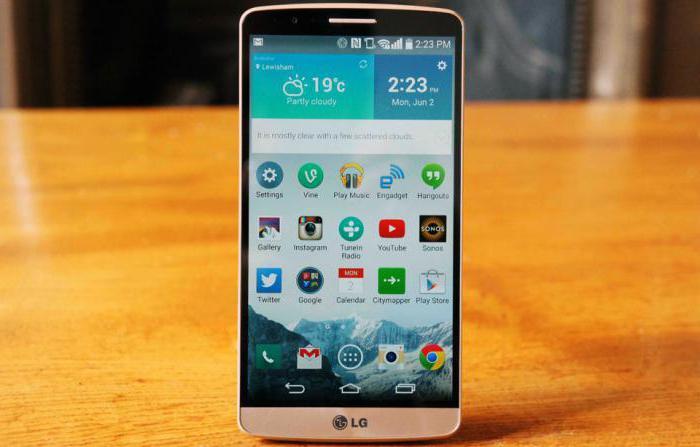 phone lg g3