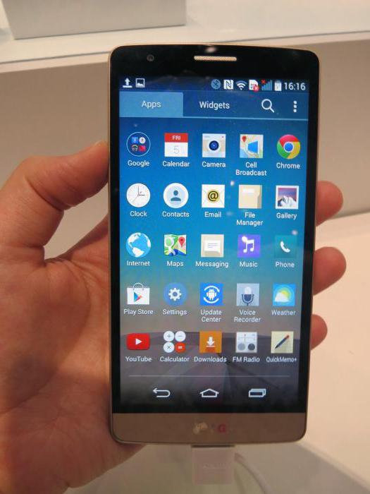 phone lg g3 stylus
