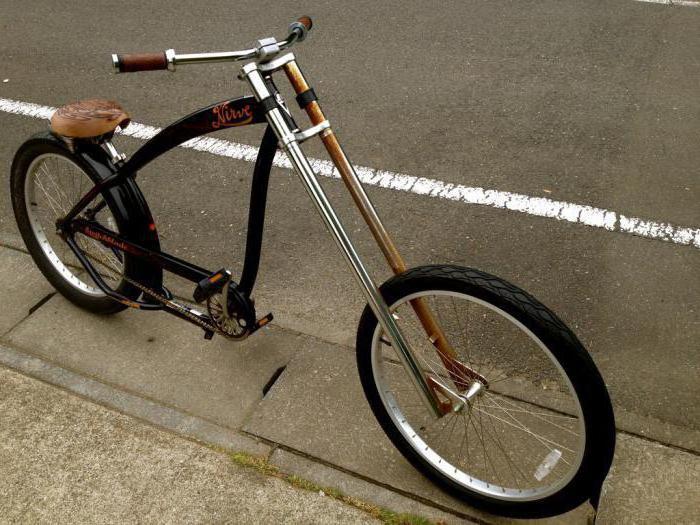 велосипед круизер мужской