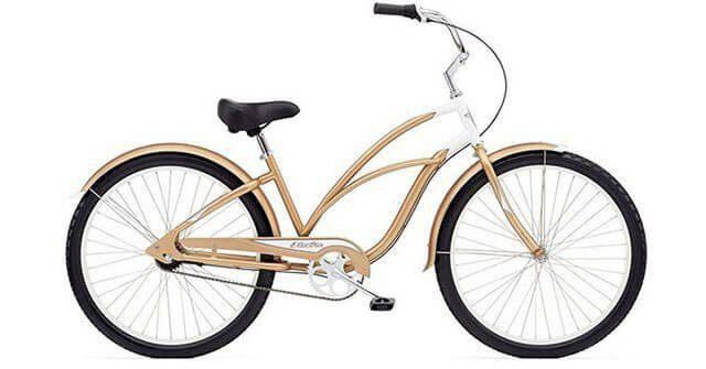 велосипед круизер женский