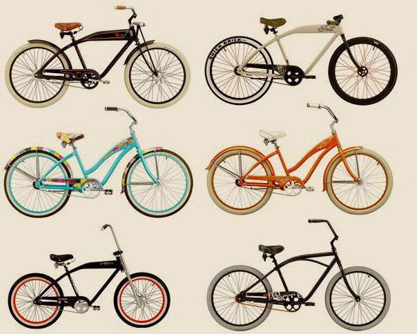городские круизеры велосипеды