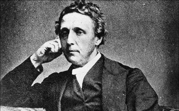 Lewis Carroll biography brief