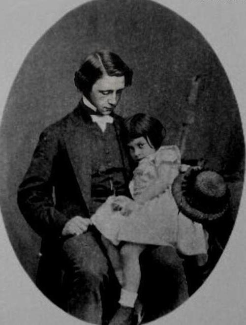 Lewis Carroll biography for kids