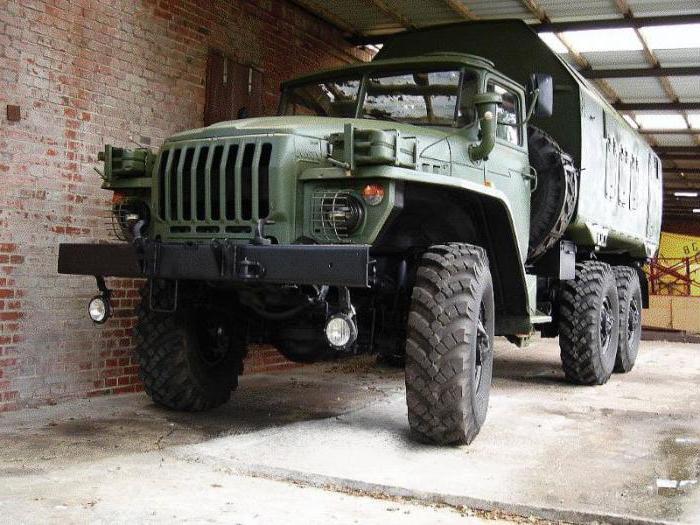 урал 375: технические характеристики, какой двигатель