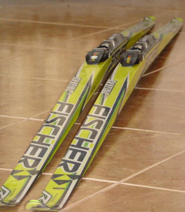 fischer sprint skis