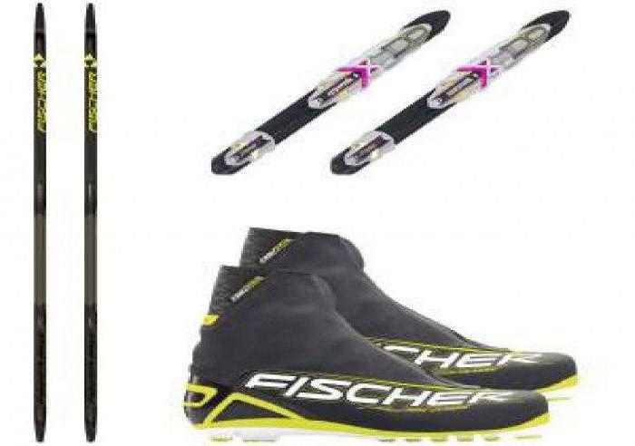 fischer classic skis