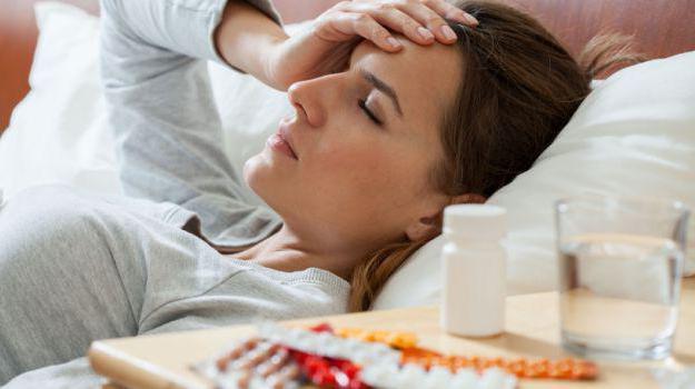 headache when bending back