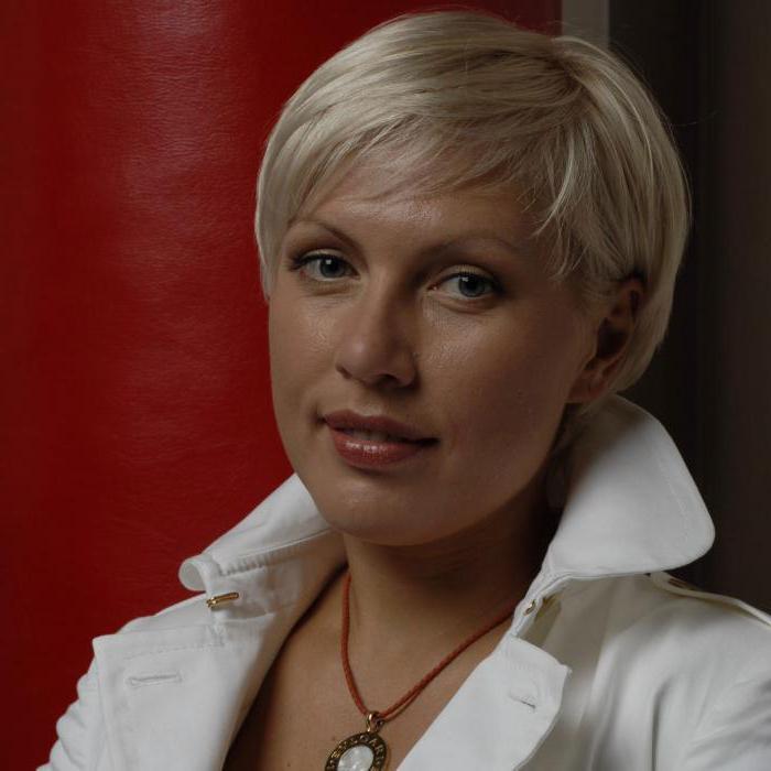 World Boxing Champion Natalia Ragozina