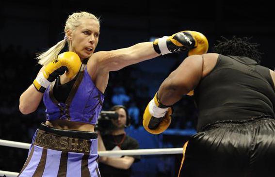 Natalya Ragozina champion