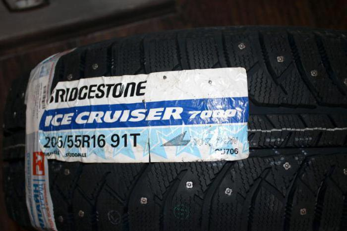 ice cruiser 7000 bridgestone отзывы