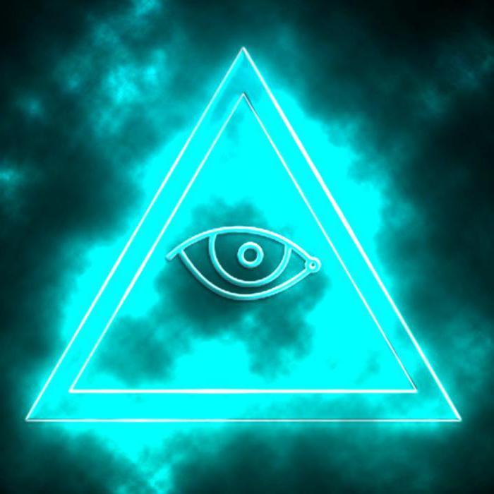 Illuminati Triangle