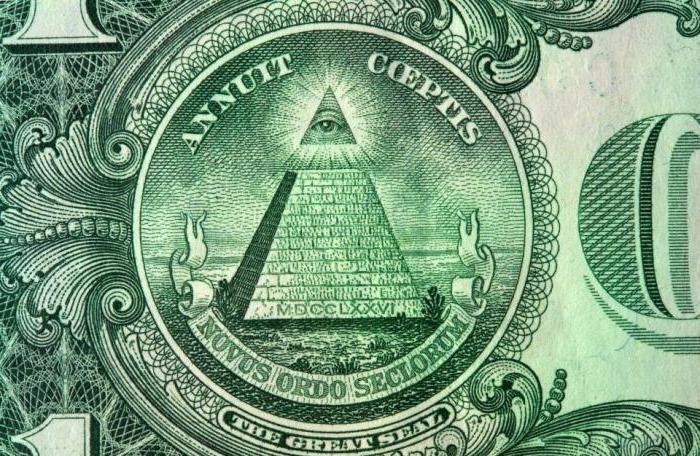 deck of cards Illuminati