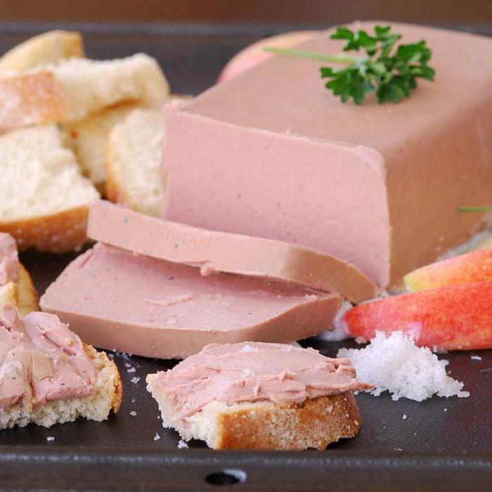 Рецепт свиного паштета в домашних условиях