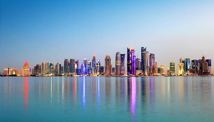 катар богатая страна