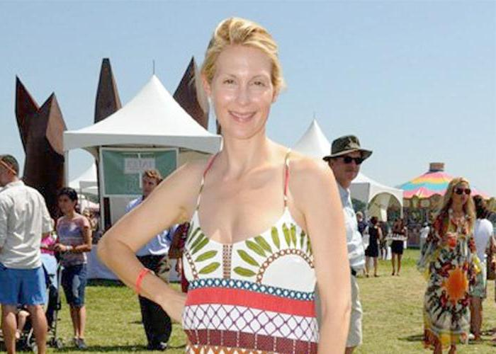 Kelly Rutherford Growth