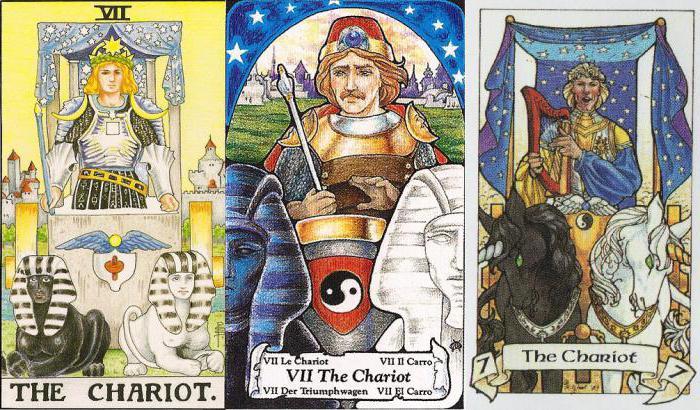 tarot cards value and interpretation