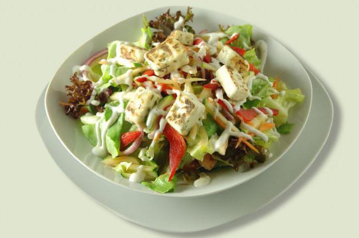 рецепты салатов с копченой курицей и болгарским перцем