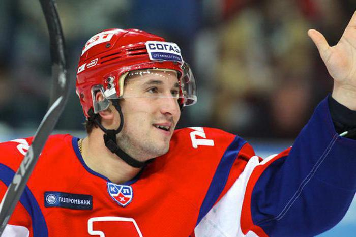 Alexander Galimov hockey player
