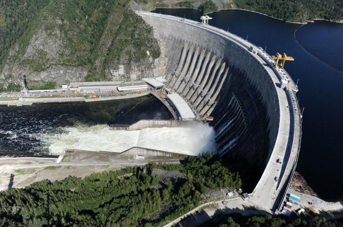 russia hydro power plant