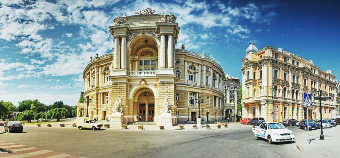 Odesa population for 2016