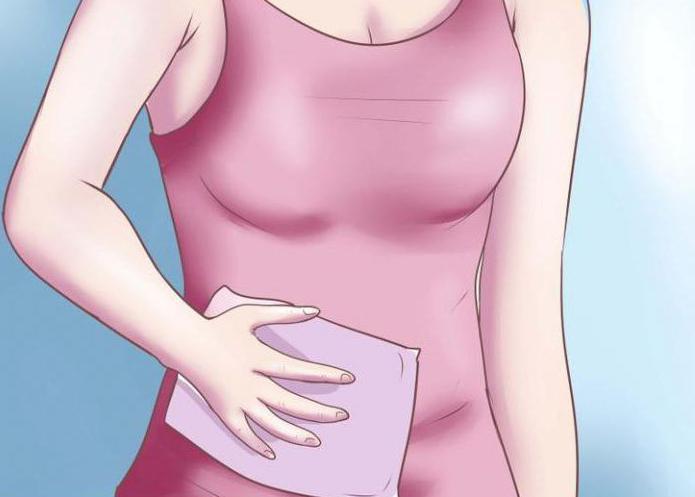 Беременности нет выделения из груди