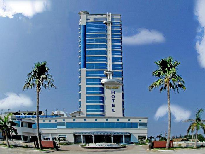 sea light resort hotel 5