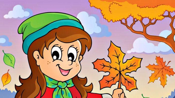 riddles about autumn