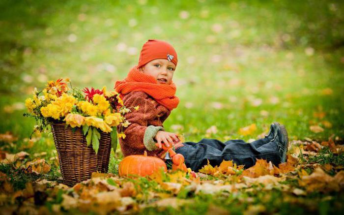 riddles about autumn for schoolchildren