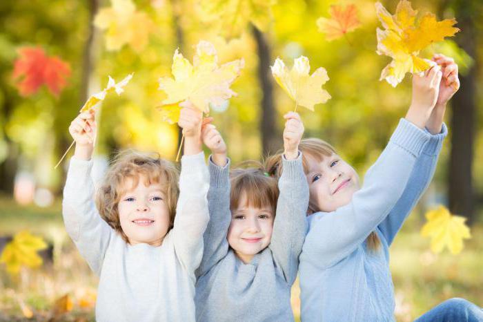 children's puzzles about autumn