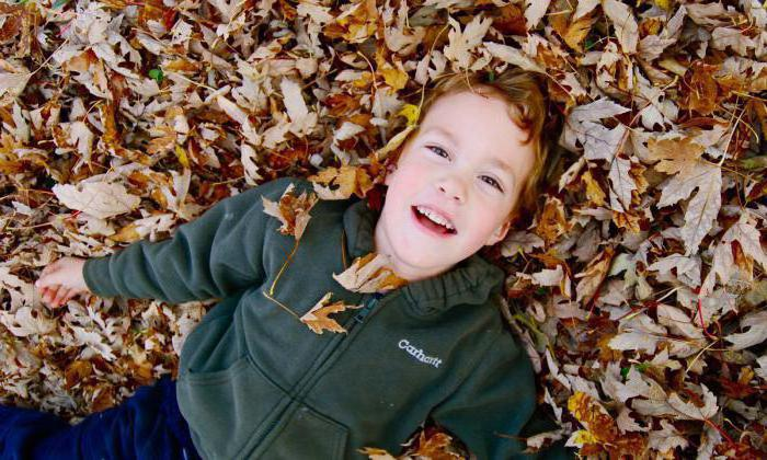 riddles about autumn for children