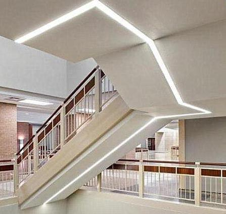 linear recessed led downlight