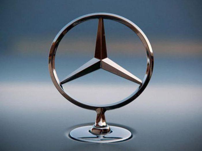 Mercedes sign photo