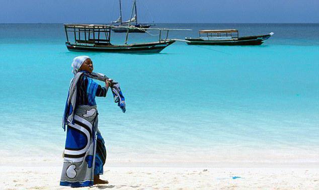Tanzania Zanzibar Island