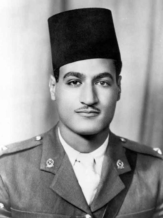 a biography of president gamal abdel nasser of egypt