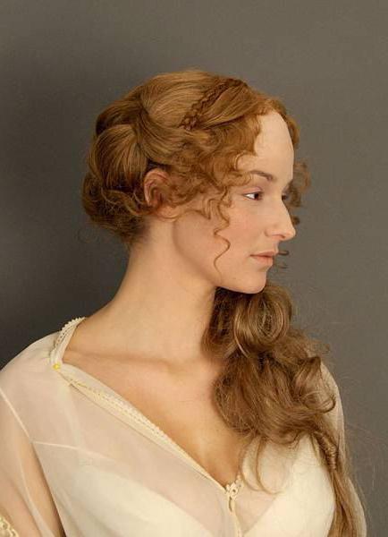 Причёска 19 века как сделать 874