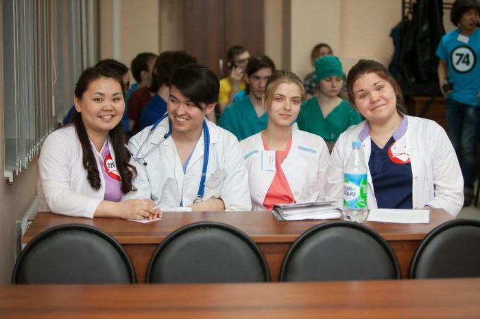 Siberian State Medical University Tomsk passing score