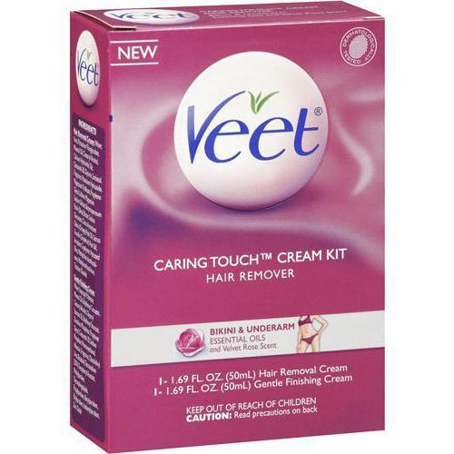 cream Vit for depilation