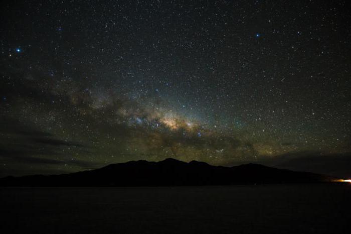 ночной снимок солончак уюни в боливии