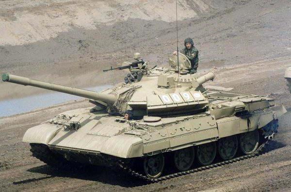 Tank T-55: characteristics