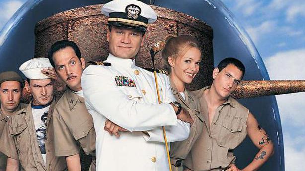 submarine films list