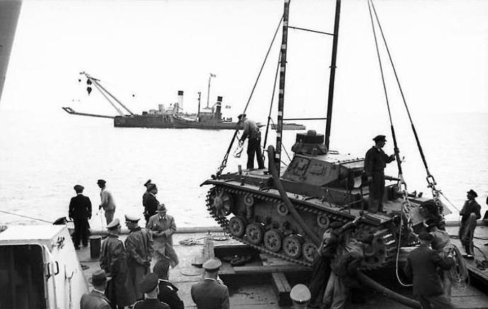 military operation sea lion