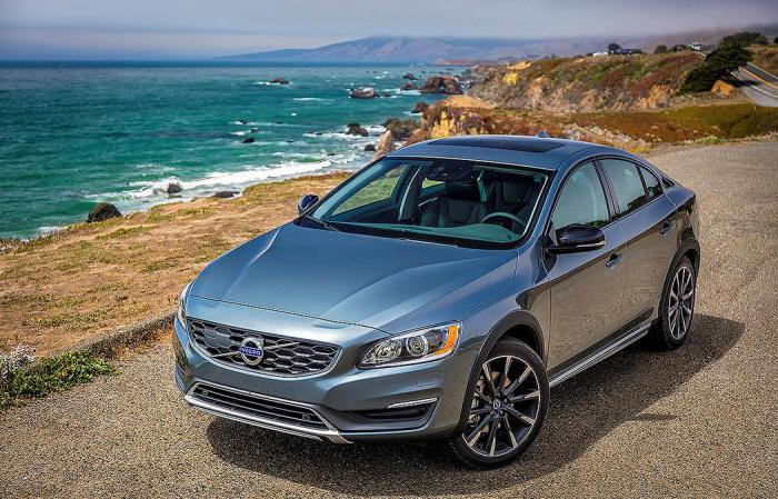 volvo s60 cross country тест драйв
