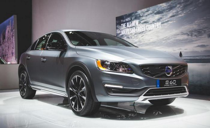 volvo s60 cross country цена
