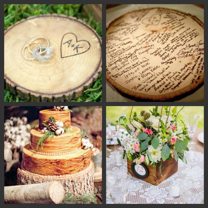Поздравление с деревянной свадьбой оригинальное