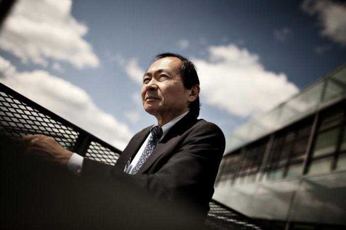 Francis Fukuyama biography