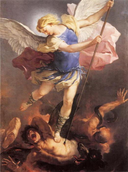 prayer to Michael the Archangel the strongest protection and amulet