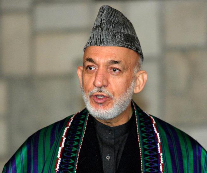 Karzai Hamid